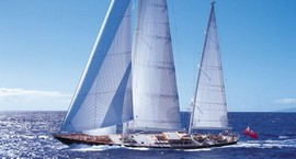 Crewed or bareboat sailboat for charter
